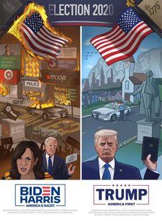 Political Quotes, Political Views, Political Cartoons, Trump Is My President, Vote Trump, Illuminati, Biden Trump, Colors