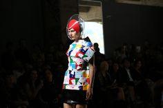 Junya Watanabe SS15, womenswear, Dazed