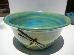 Hey, I found this really awesome Etsy listing at http://www.etsy.com/listing/115884307/small-dragonfly-bowl