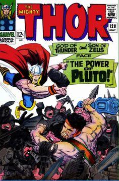 COMIC_thor_128 #comic #cover #art