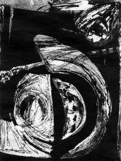 """""""Fullness"""" ,intaglio, 2010. Ksenija Tomičić"""