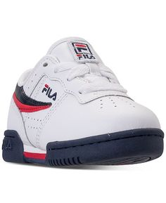 df3fd1aca94 Fila Toddler Boys  Original Fitness Casual Sneakers from Finish Line  amp   Reviews - Finish