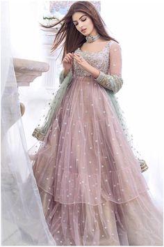 Party Wear Indian Dresses, Pakistani Fashion Party Wear, Designer Party Wear Dresses, Pakistani Wedding Outfits, Pakistani Dresses Casual, Indian Fashion Dresses, Indian Bridal Outfits, Indian Gowns Dresses, Indian Bridal Fashion