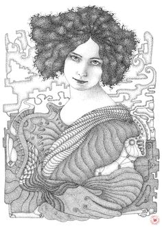 Miss G by PabloJuradoRuiz.deviantart.com on @deviantART