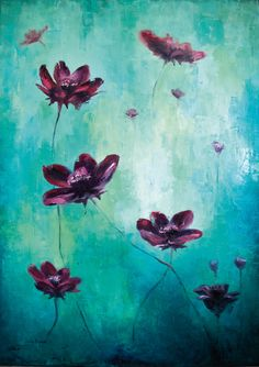 Oilpainting by Carina Kroeze