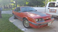 1986 Ford Mustang GT - exactly what I want...