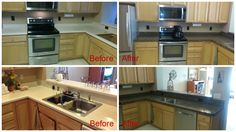 Our Granite Transformations team did a great job updating this home in Golden Valley, MN.