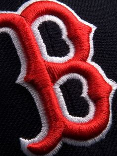 Boston Red Sox. The 2 little 'B's' within the big B represents the former Boston Braves.