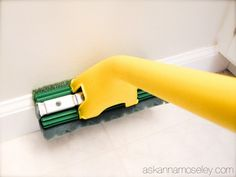 Hometalk :: How to Clean Baseboards
