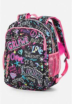 Cool Backpacks For Girls, Cute Backpacks For School, Kids Backpacks, Justice Backpacks, Cute Suitcases, Mini Backpack Purse, Trendy Purses, Latest Bags, Lunch Tote