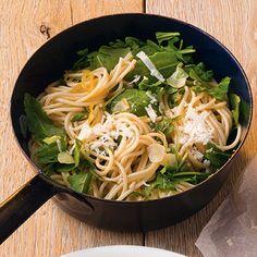 Spaghetti Aglio e Limone