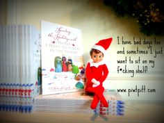 This article is HILARIOUS! People I Want to Punch in the Throat: Over Achieving Elf on the Shelf Mommies Revisited