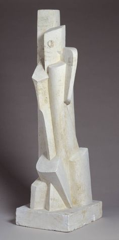 Jacques Lipchitz, 'Sculpture' 1916