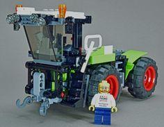 Lego Technic Truck, Lego Truck, Lego Sets, Bolo Lego, Plastik Box, Lego Machines, Building For Kids, Lego Models, Space Theme