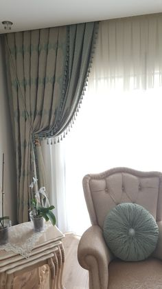 New Living Room Windows Blinds Fabrics 17 Ideas Curtains Childrens Room, Living Room Decor Curtains, Home Curtains, Living Room Windows, New Living Room, Classic Curtains, Elegant Curtains, Shabby Chic Curtains, Curtain Designs For Bedroom