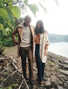 1970s autumn looks