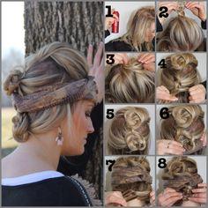 Chasity_Bogard4 #festivalhair #hairtutorial #coachellahair #sexyahir #howto #DYI #Concerthair