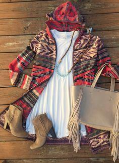 Annie Oakley Cardigan - Southern Jewlz Online Store