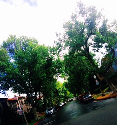 Just a street