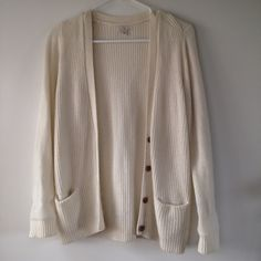 Knit Cardigan with Button    [url]: http://www.vinted.com/sh/clothes/16542124-knit-cardigan-with-buttons