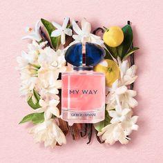 My Way Eau de Parfum - Armani Beauty | Sephora Perfume Armani, Cosmopolitan, Sephora, Vanilla Perfume, Fragrance Parfum, Fragrances, Perfume Scents, Perfume Making, Armani Beauty