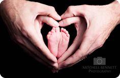 newborn pose ideas, newborn photography, newborn photo ideas for boy. studio baby pictures. newborn picture ideas. Pictures with feet heart. Mitchell Bennett Photography.