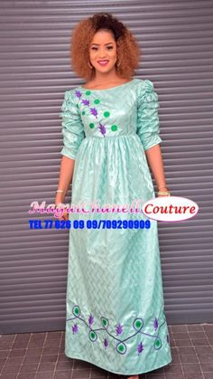 La nouvelle collection de Maguichanell 13 Best African Dresses, Latest African Fashion Dresses, African Print Fashion, African Attire, Baby Girl Dress Patterns, Ankara Gown Styles, Ideias Fashion, Kaftan, Senegalese Styles