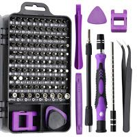 Areagoods - Free Shipping Worldwide: Precision Screwdriver Bits Kit Repair Set (115 in 1) Buy Tools, Step Drill, Extension Rod, Soldering Iron, Screwdriver Set, Removal Tool, Electronic Devices, Tool Box, Flashlight