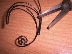 How to make a cuff earring. Elf Ear Cuffs  - Step 4