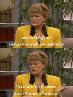 """23 Signs You Might Be Blanche Devereaux From """"The Golden Girls"""""""