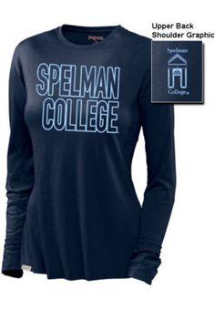 Spelman College Women's Long Sleeve T-Shirt