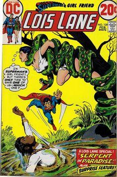 Lois Lane #129 DC Comics