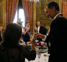 Visita de Estado de Sus Excelencias el Presidente de la República del Perú, Sr. Ollanta Humala Tasso, y Sra. Nadine Heredia Alarcón