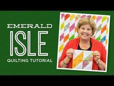 MSQC Tutorial - Emerald Isle Quilt
