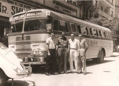 Curitiba, final dos anos 1950. Empresa São Cristóvão.