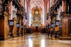 Photograph Basilika St. Michael by Attila Kárpáti on 500px