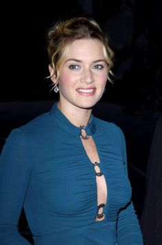 """Le chic so """"British"""" - La star sexy de la semaine : Kate Winslet Blonde Ombre, Blonde Color, Hair Color, Hollywood Celebrities, Hollywood Actresses, Kate Winslet Images, Kate Winslate, Mary Elizabeth Winstead, Celebrity Outfits"""