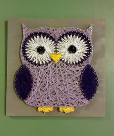 Hey, I found this really awesome Etsy listing at https://www.etsy.com/listing/237341320/big-owl-string-art-sign-made-to-order