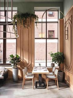 hotel ideas New York studio Asthetque outfits Moscows new restaurant, The Y, which offers big adventure in a series of smal doses. Decoration Restaurant, Deco Restaurant, Moscow Restaurant, Pub Decor, Restaurant Offers, Restaurant Ideas, House Restaurant, Home Decor, Coffee Shop Design