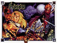 Crossgen Comics Scion