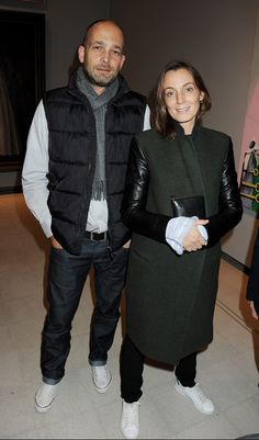 Phoebe Philo Gotta love Phoebe - took Celine to unbelievable hights, plus her personal style is great.