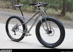Jeff Jones Ti Truss 29er...love this bike!