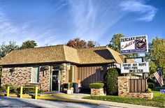Cahills Pancake House Danville IL by pesotum74, via Flickr