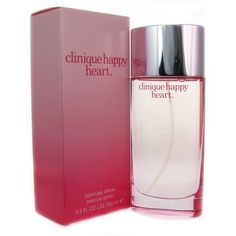 'Happy Heart' perfume was introduced in 2003 by the design house of Clinique. Design house: Clinique 'Happy Heart' launch date: 2003 3.4-ounce parfum spray (new packaging) Women's fragrance is a blend