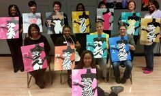 Groupon - BYOB Colorful Canvas Painting Party for Two or Four at Colorful Canvas Art Parties (Up to 54% Off)    in Calumet City. Groupon deal price: $35