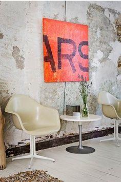 Eames & concrete