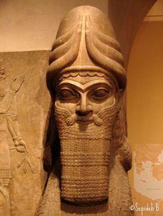 Assyrian  WINGED BULL
