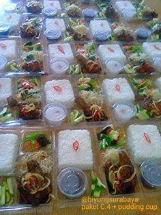 Jual Nasi Kotak - Surabaya Nasi Kotak Surabaya, Tumpeng Nasi Kuning.: NASI KOTAK SURABAYA