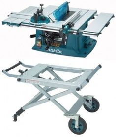 MAKITA MLT100 240V TABLE SAW 1500W SUPPLIED WITH ADJUSTABLE LEGSTAND