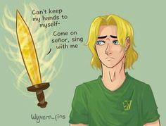 Magnus Chase from Magnus Chase and the Gods of Asgard saga from Rick Riordan Magnus Chase (and Jack) Percy Jackson Memes, Percy Jackson Books, Percy Jackson Fandom, Magnus Chase Books, Alex Fierro, Asgard, Team Leo, Percabeth, Solangelo